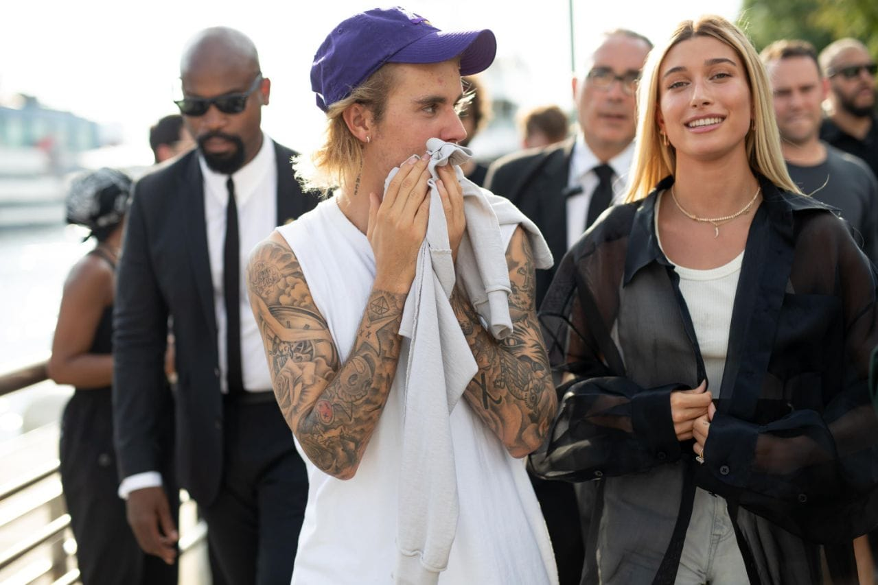Justin Bieber Reportedly Not Happy a With Hailey's Secret Friendship With Jaden Smith