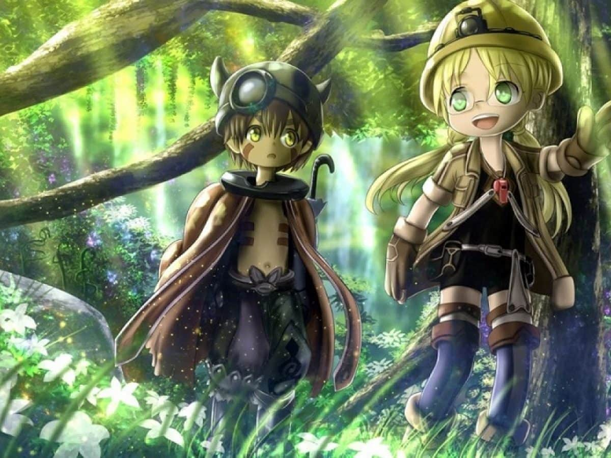 Made In Abyss Season banner