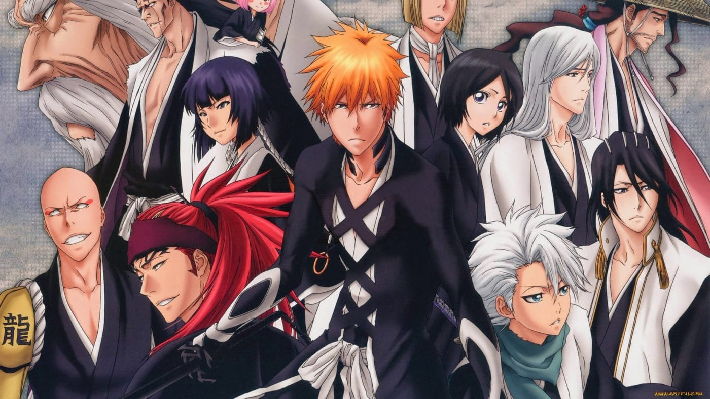 Bleach Season 17 cast