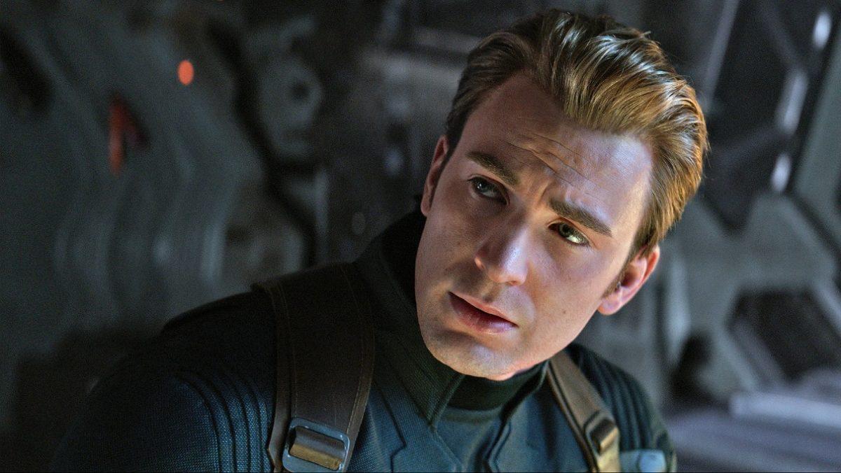 Chris Evans Captain America cast