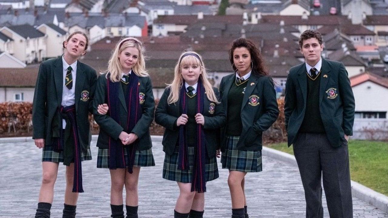 Derry Girls Season 3 banner