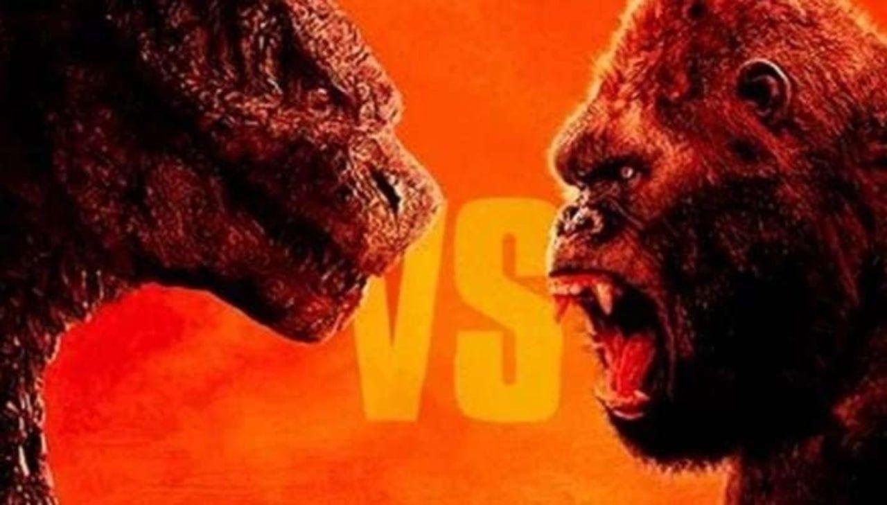 Godzilla Vs Kong cast
