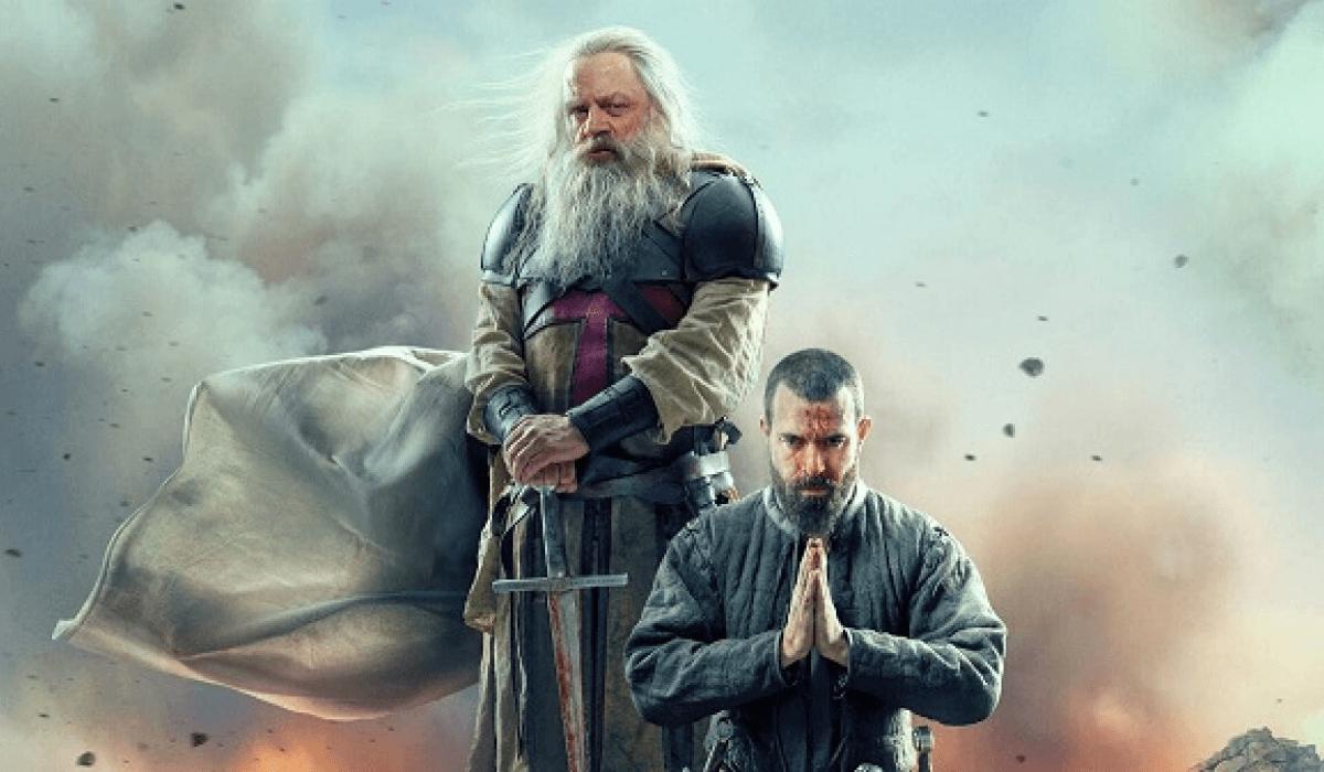 Banner of Knightfall Season 3