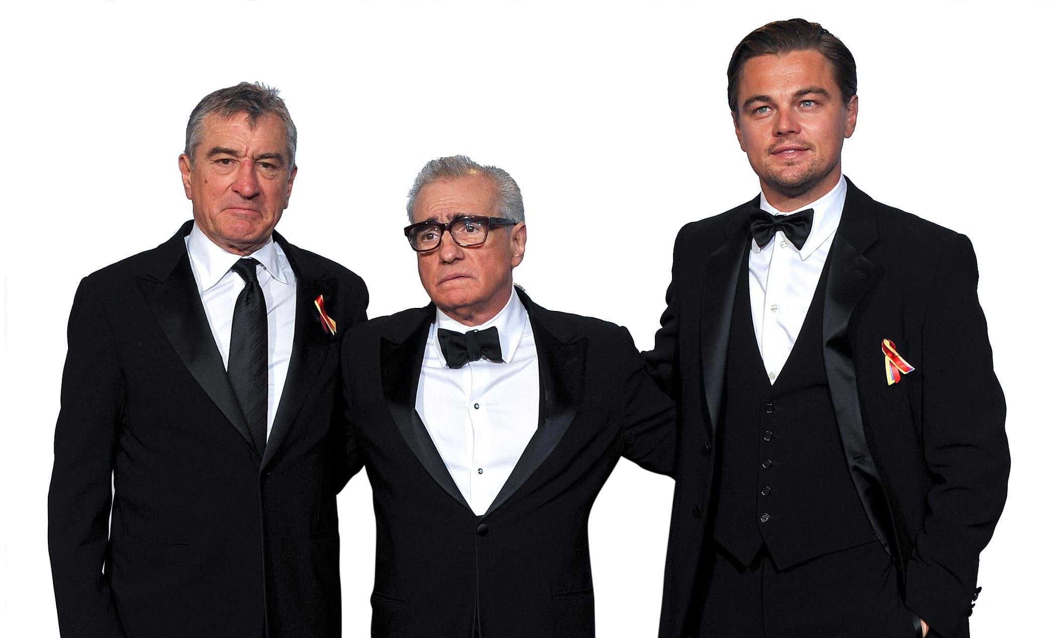 Martin Scorsese-And-Leonardo