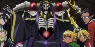 Overlord cast