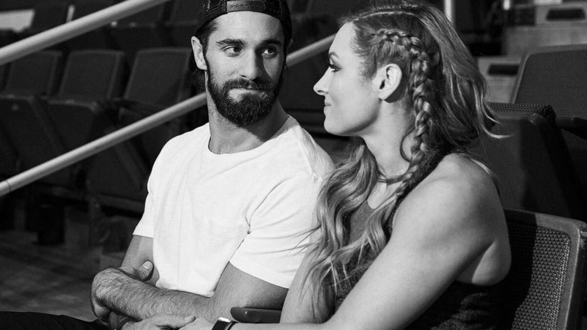 Seth and Rollins