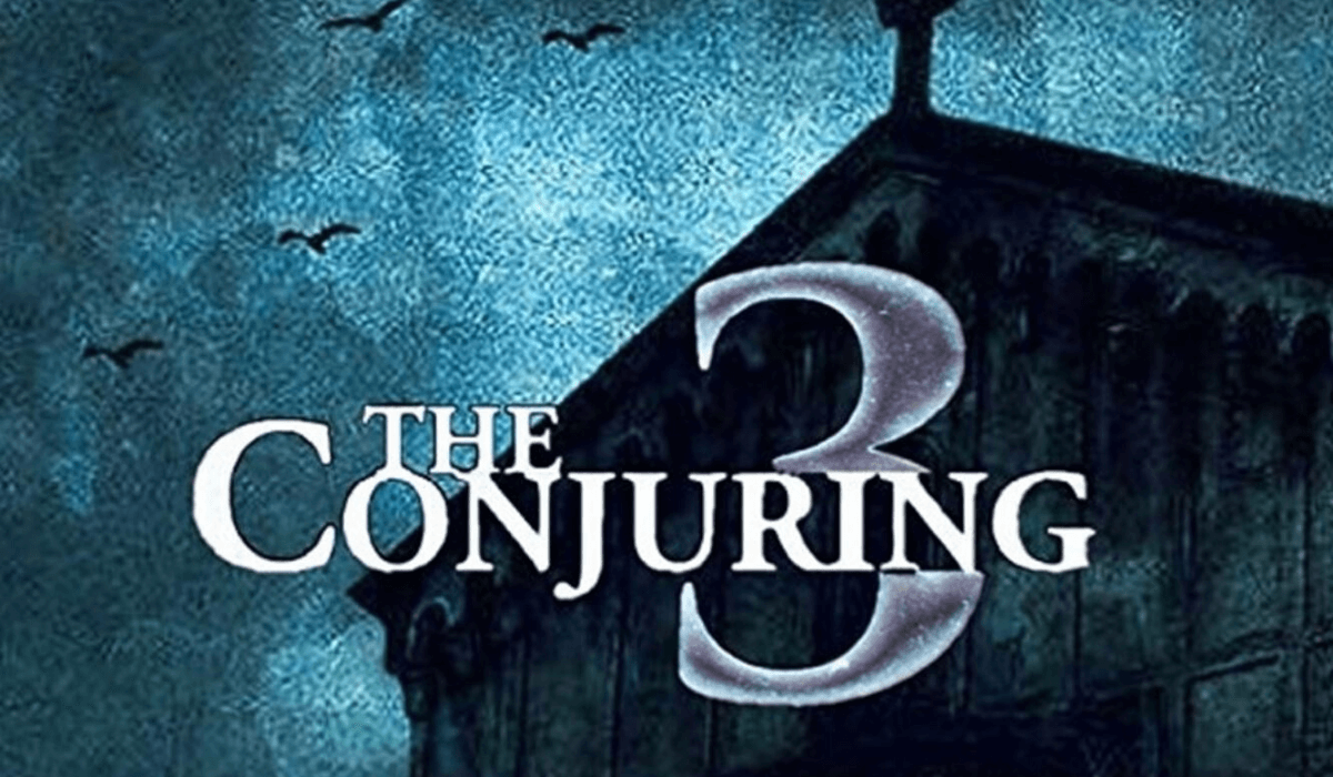 The Conjuring 3 trailer banner