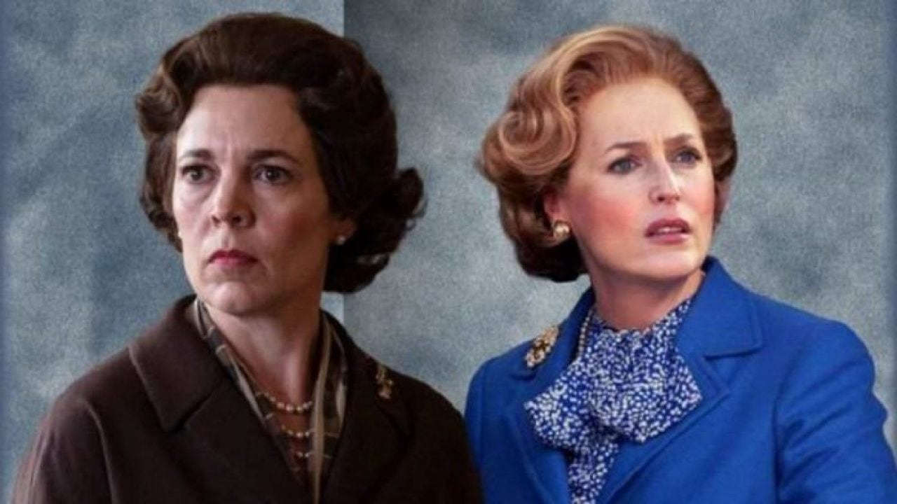The Crown Season 4 tv