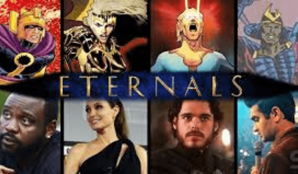 The Eternals hd image