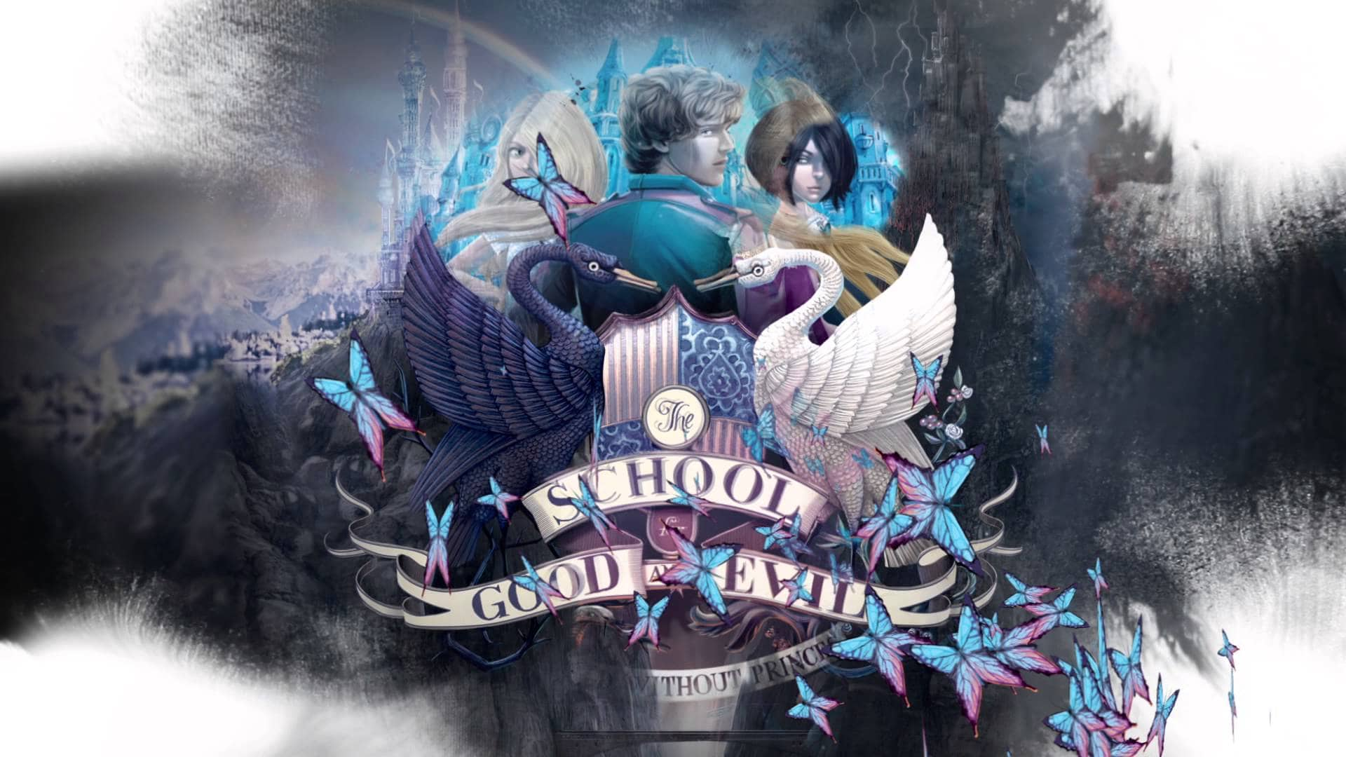 Good And Evil school