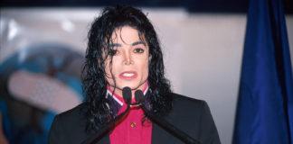 Michael Jackson Skin Problem