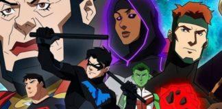 Young Justice Season movie