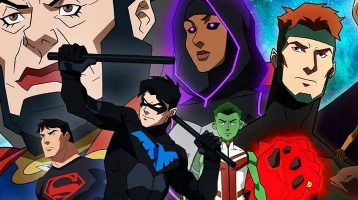 Young Justice Season movie