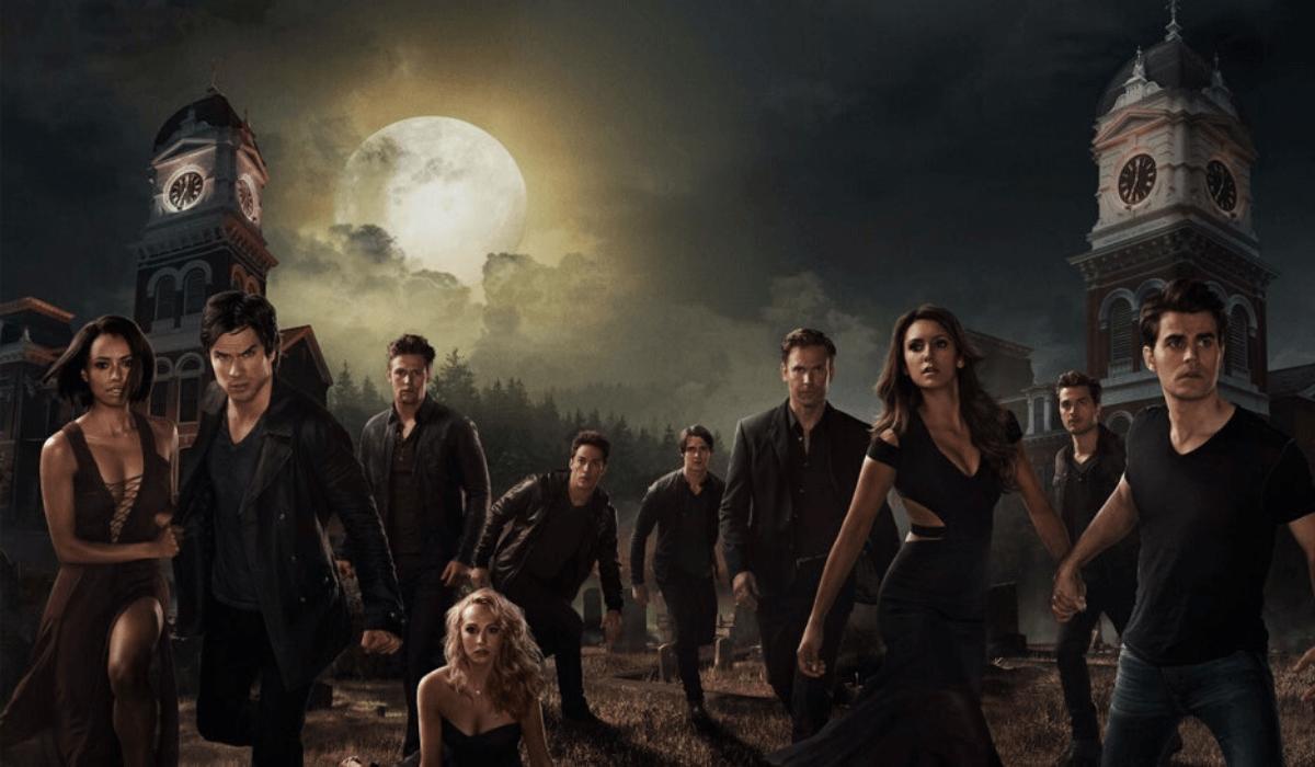 Vampire Diaries season 9