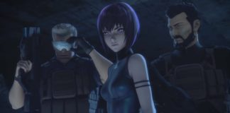 Ghost In The Shell: Release Date