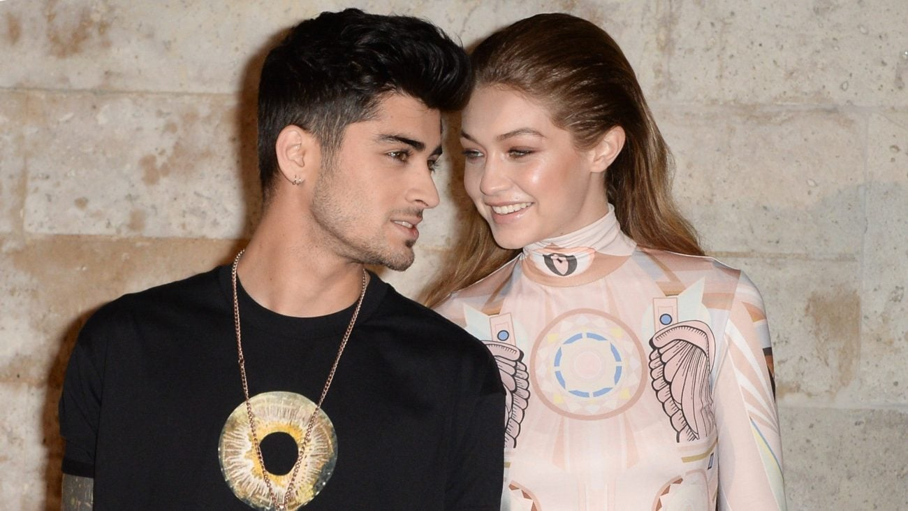 Zayn Malik's New Tattoo Sparks Gigi Hadid Marriage Rumors