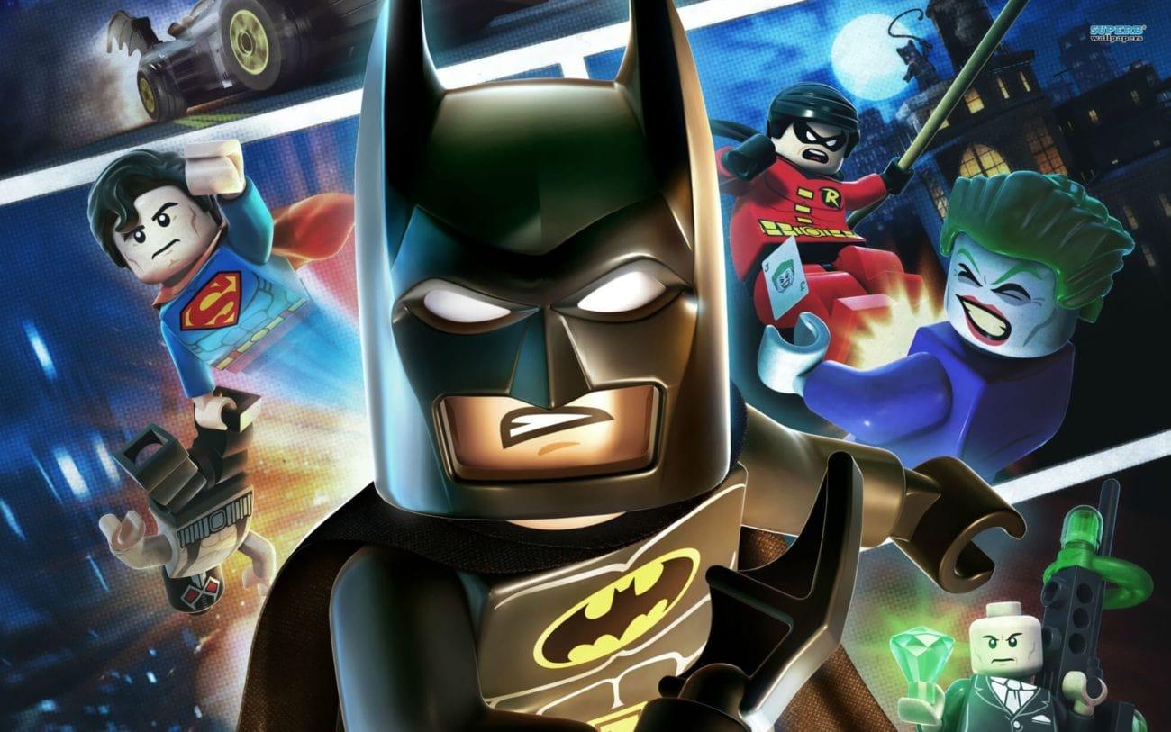 The Lego Batman 2 Release Date