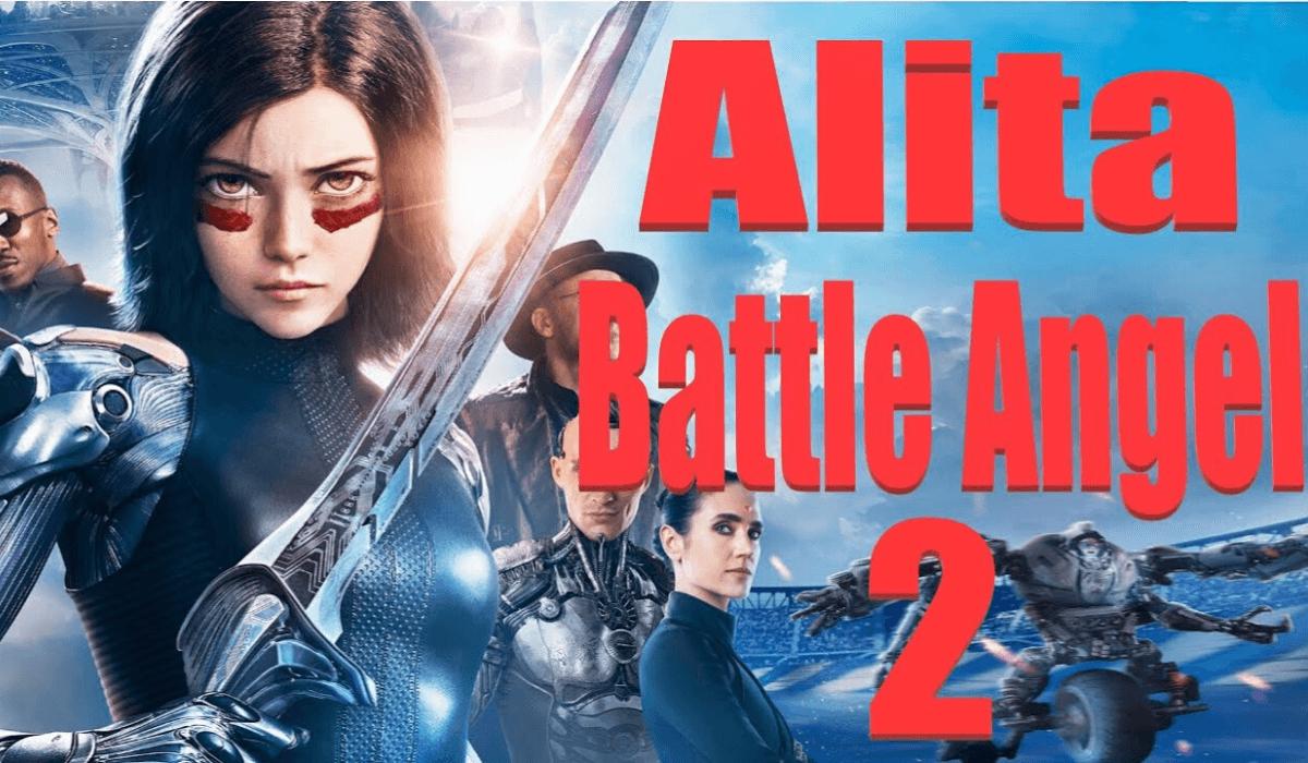 Alita The Battle Angel 2