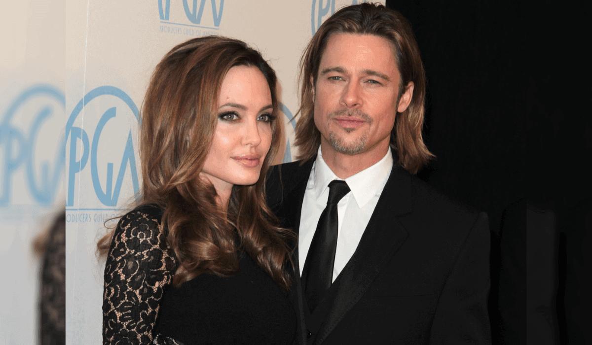 Angelina Jolie And Bob Thornton