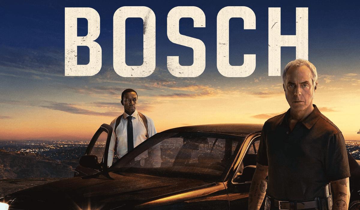 Bosch Season 7