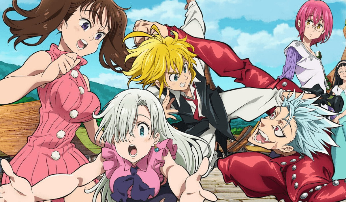 Seven Deadly Sins Season 4