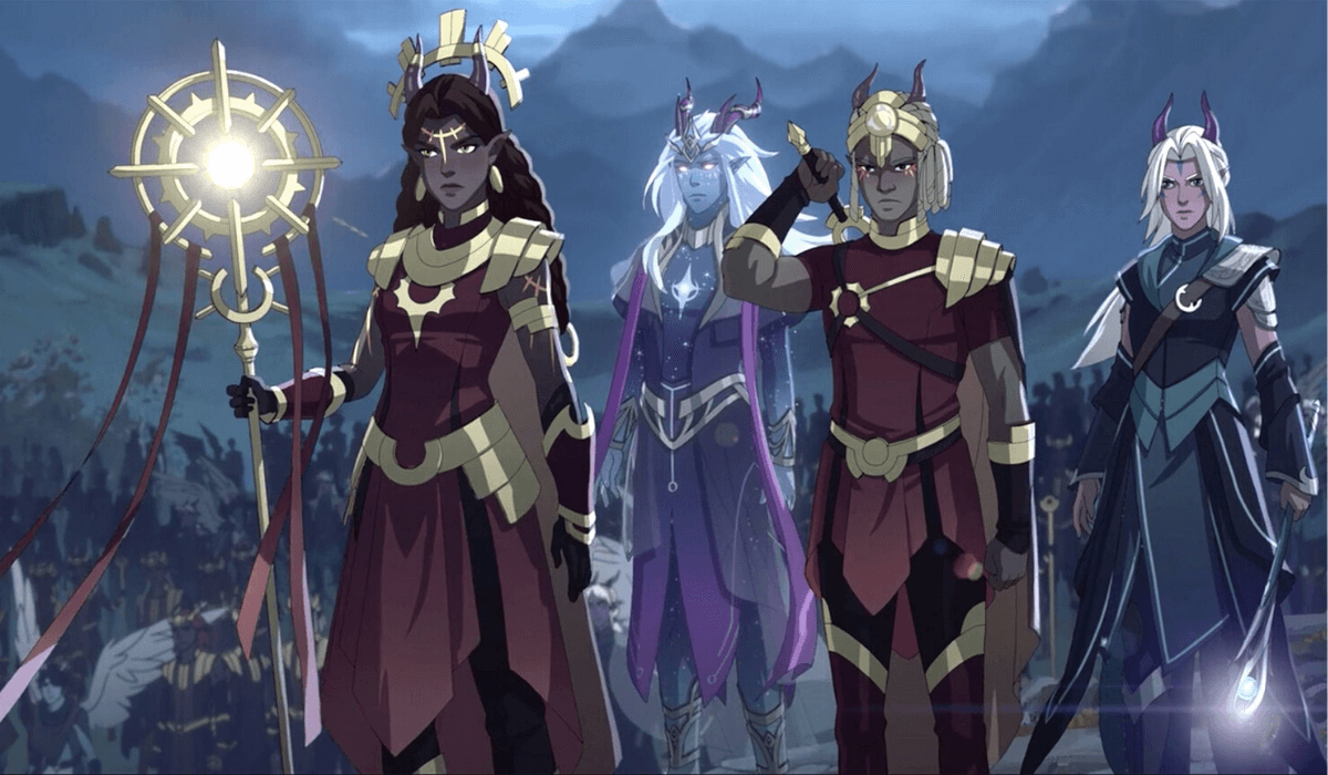 The Dragon Prince Season 4