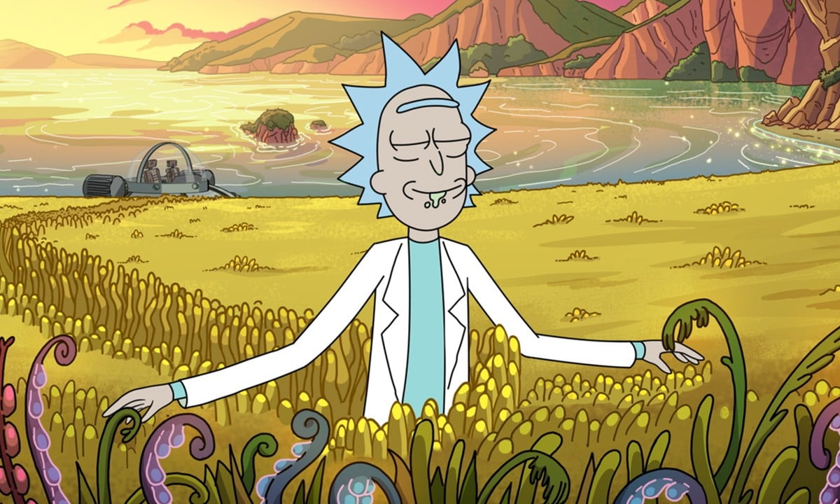 Rick-And-Morty-Season movie