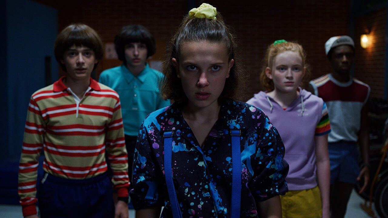 Stranger Things Season 3 cast