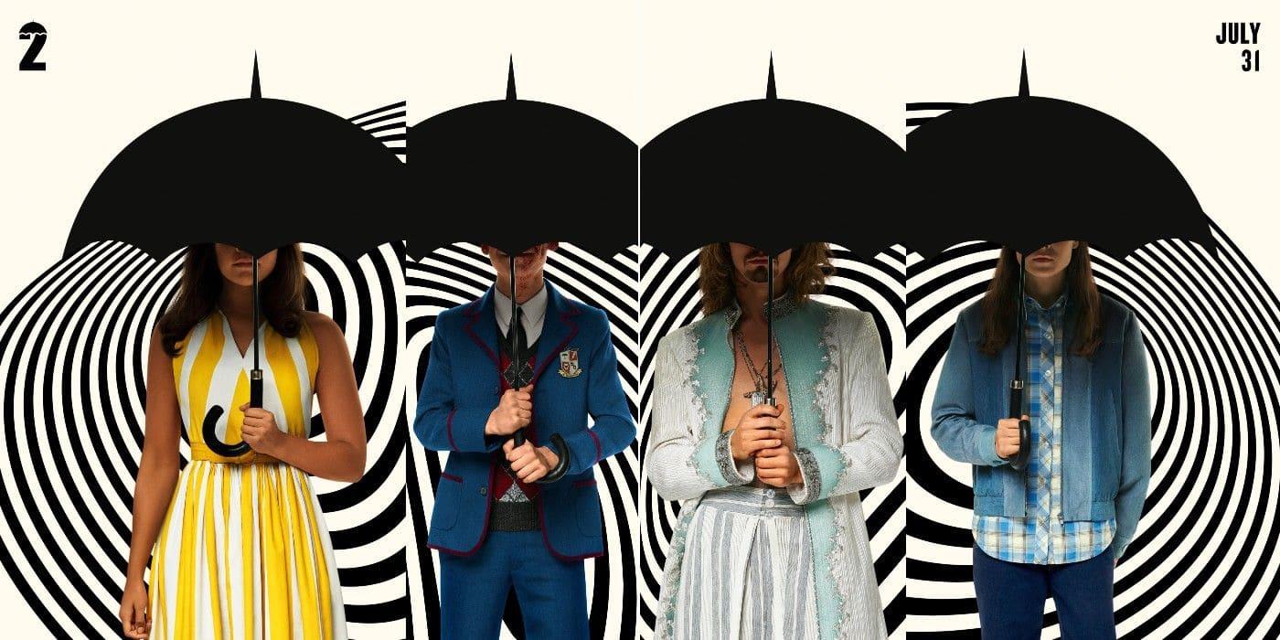 umbrella academy show